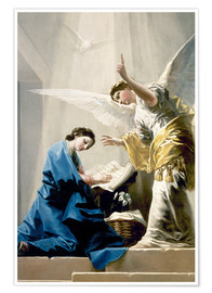 Póster Annunciation