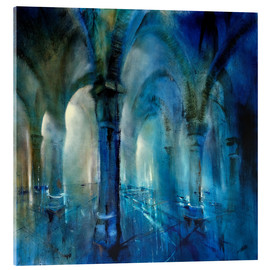 Metacrilato  Come in - Annette Schmucker