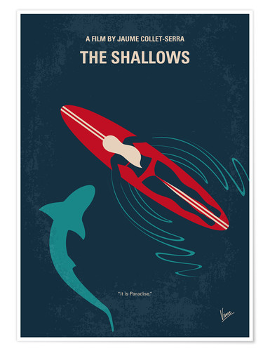 Póster The Shallows