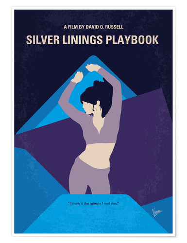 Póster Silver Linings Playbook