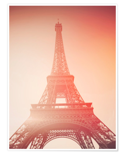 Póster Paris, my love
