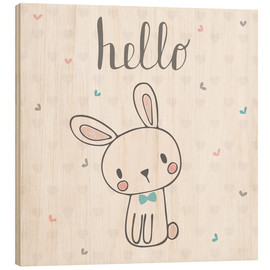 Kidz Collection - Hello Bunny