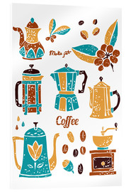 Metacrilato  Coffee Collection