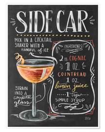 Póster  30258 sidecar - Lily & Val