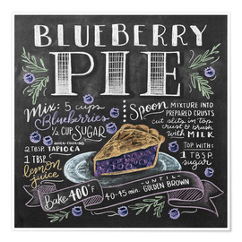 Póster  30475 blueberrypie - Lily & Val