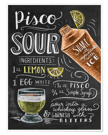 Póster 30255 piscosour