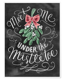 Póster 29946 Under Mistletoe