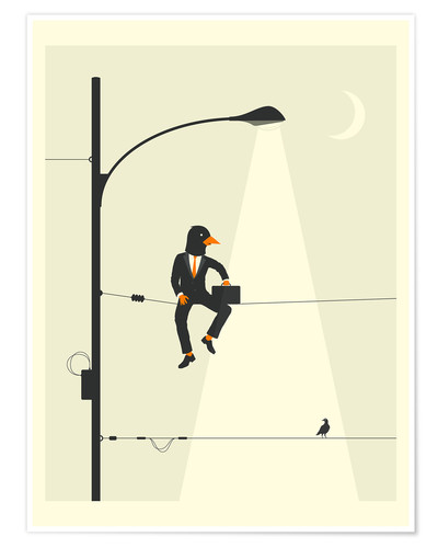 Póster MAN ON A WIRE