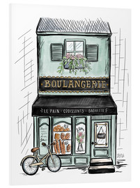 Forex  French Shop Front - Boulangerie - Lily & Val