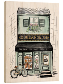 Madera  French Shop Front - Boulangerie - Lily & Val