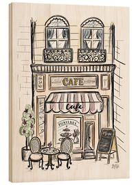 Madera  French Shop Front - Café - Lily & Val