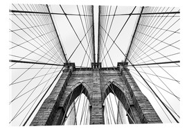 Metacrilato  Brooklyn bridge