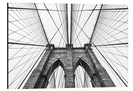 Aluminio-Dibond  Brooklyn bridge