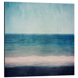 Sybille Sterk - Abstract seascape in blues and purples