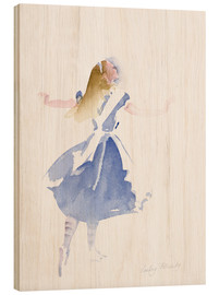 Lesley Fotherby - Alice in Profile