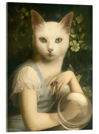Cuadro de metacrilato  Fortuna indescriptible - Stephen Mackey