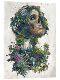 Cuadro de metacrilato  Life and Death Surrealism - Barrett Biggers