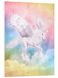 Forex  Unicorn Pegasus - Big Dreams - Dolphins DreamDesign