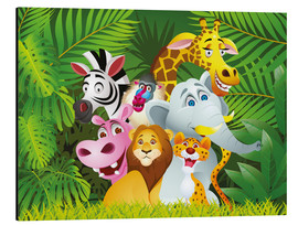 Kidz Collection - My jungle animals
