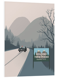Forex  Welcome to Twin peaks - 2ToastDesign