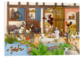 Forex  animals on the farm - Marion Krätschmer