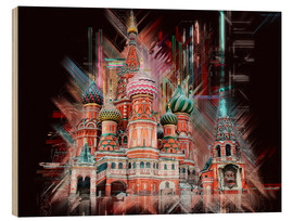 Madera  Moscow Basilica Cathedral - Peter Roder