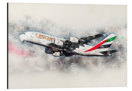 airpowerart - Emirates A380