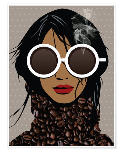 Póster Coffee Lover