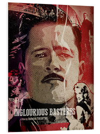 Forex  Inglourious Bastards Poster Lounge - Albert Cagnef