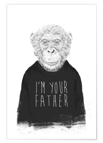 Póster I'm your father