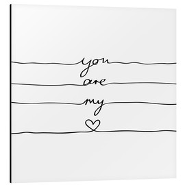 Mareike Böhmer Graphics - You are my heart