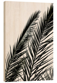 Madera  Palm Leaves - Mareike Böhmer Photography