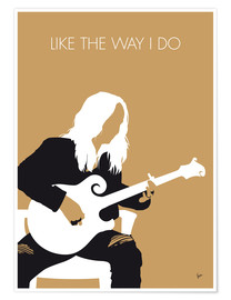 Póster Melissa Etheridge - Like The Way I Do