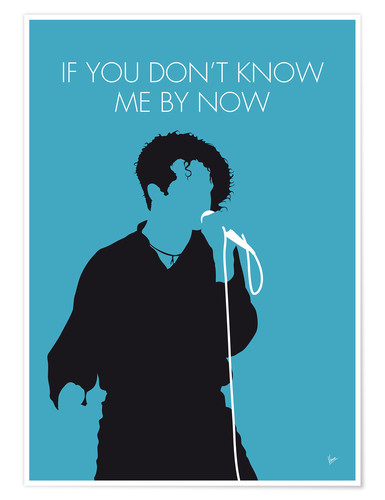 Póster Simply Red - If You Don't Know Me By Now