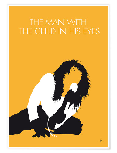 Póster Kate Bush - The Man With The Child In His Eyes