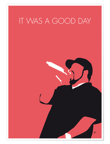 Póster Ice Cube - It Was A Good Day
