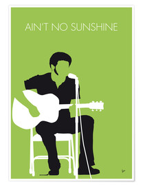 Póster Bill Withers - Ain't No Sunshine