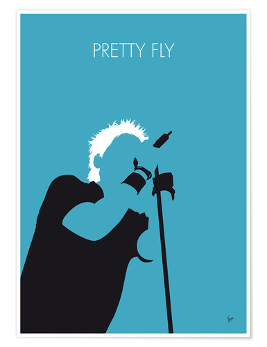 Póster The Offspring - Pretty Fly
