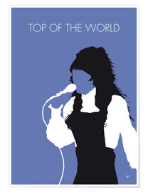 Póster Carpenters - Top Of The World