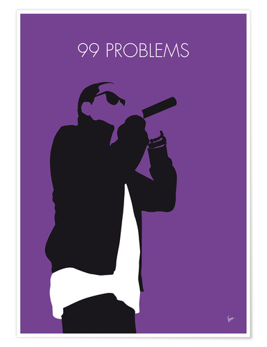 Póster Jay-Z - 99 Problems