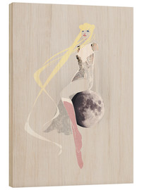 Madera  Sailor Moon - Wadim Petunin