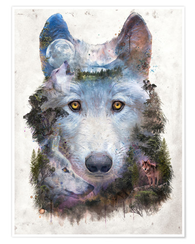 Póster Wolf Pack