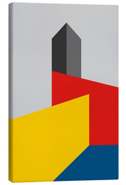 Lienzo  BAUHAUS TOWER - THE USUAL DESIGNERS