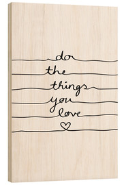 Mareike Böhmer Graphics - Do The Things You Love