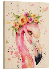 Madera  Little flamingo - Sillier Than Sally