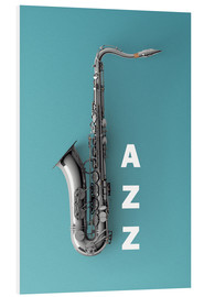 Forex  Saxophone on color II