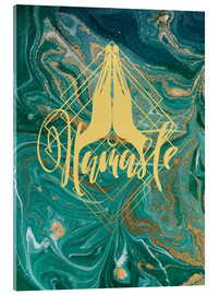 Metacrilato  Namaste - Mandy Reinmuth