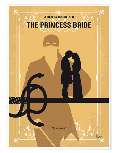 Póster The Princess Bride (inglés)