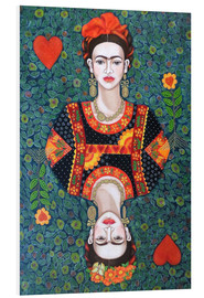 Forex  Frida, queen hearts - Madalena Lobao-Tello