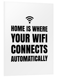 Forex  Home is Where Your Wifi Connects Automatically - Creative Angel